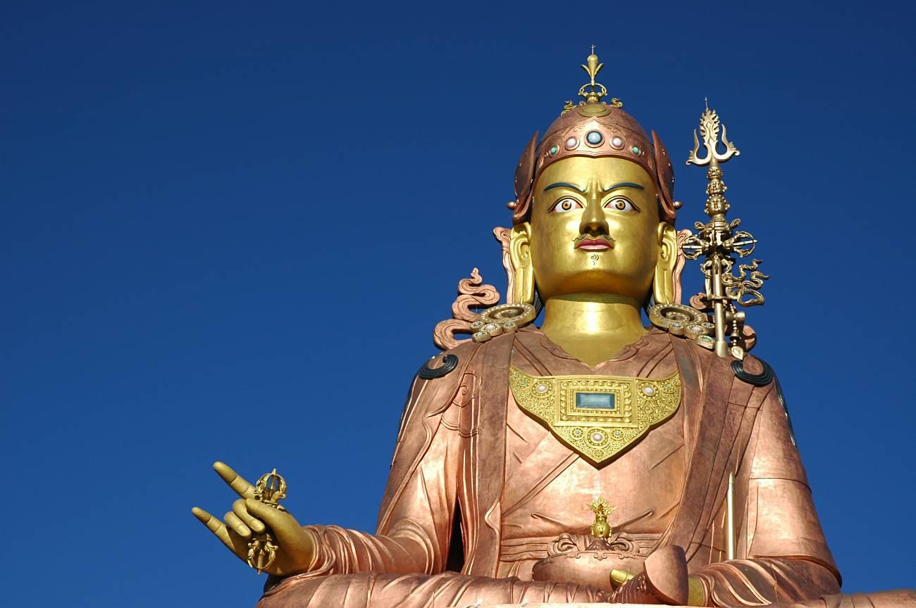 Гуру Ринпоче Падмасамбхава